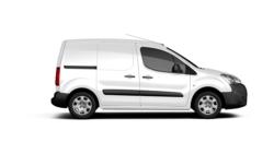Partner Gesloten bestelwagen