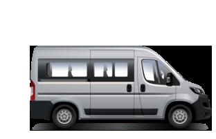 Boxer Minibús