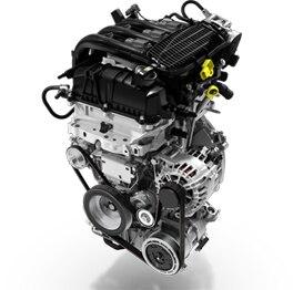 1.0l VTi 72 STOP & START 5-Gang Schaltgetriebe STOP&START