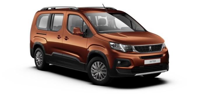 Nouveau Peugeot Rifter