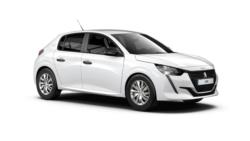 Nowy 208 hatchback