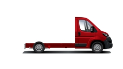 Boxer Chassis simple Benne Europe