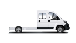 Boxer Chassis Cabina Dupla