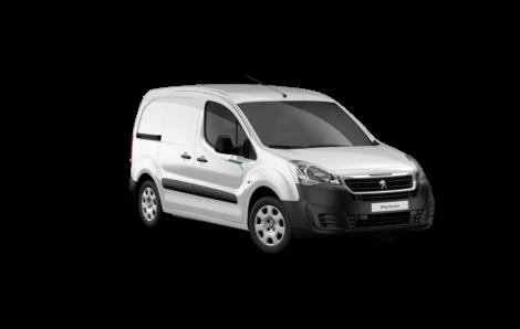 ec7f16d24a Peugeot Partner Electric SE L1 - White